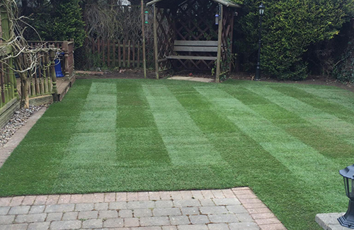 Turf Laying Lawns Across Essex